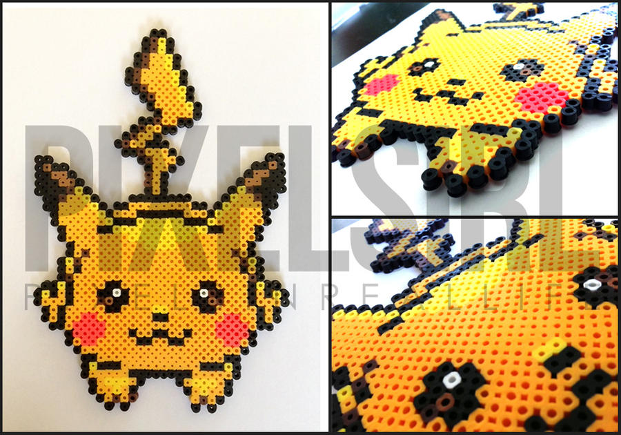 List Of Synonyms And Antonyms Of The Word Pikachu Perler