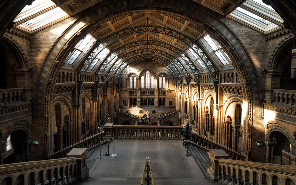 Natural History Museum London by NYClaudioTesta