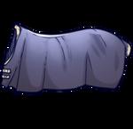 Heavy Blanket by EquusBallatorSociety