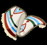 Woven Rug by EquusBallatorSociety