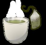 Herbal Green Tea by EquusBallatorSociety