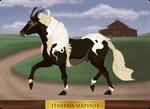 GH-052 | Tenebris Serpente by EquusBallatorSociety