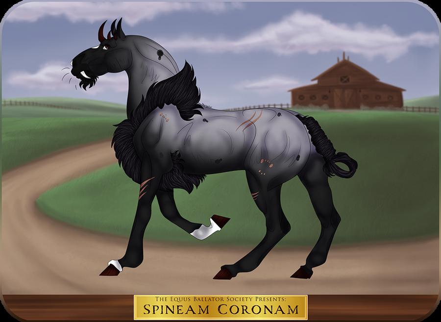 GH 054 | Spineam Coronam