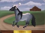 GH-2904 | Kalinda by EquusBallatorSociety