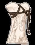 Bone Pendant by EquusBallatorSociety