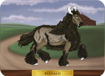 GH 062 | Beefalo by EquusBallatorSociety