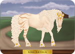 GH 063 | King Arthur by EquusBallatorSociety
