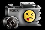 Broken Paparazzi Camera