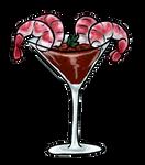 Misplaced Shrimp Cocktail