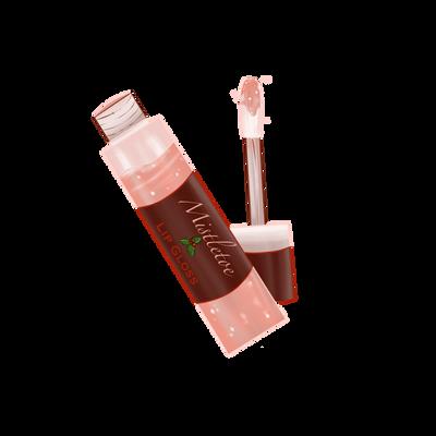 Mistletoe Flavored Lipgloss