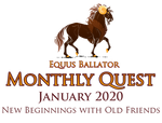 Monthly Quest - January 2020