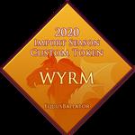 2020 EBIS - Wyrm Token