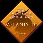 2020 EBIS - Melanistic Token