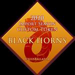 2020 EBIS - Black Horns Token