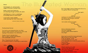 The Illustrated Woman - CT-1