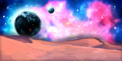Tau Ceti E by FrogStar-23