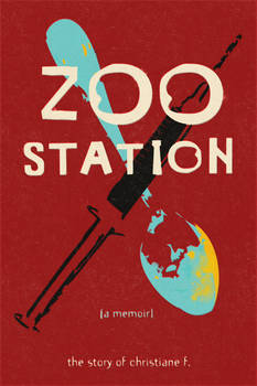 Zoo Station - cover