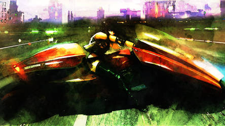 Cyber Cafe Racer - 3