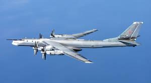 Russian Bear 'H' Aircraft MOD 1