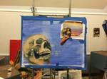 Skull island Cliche
