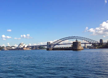 Sydney by EZReader111