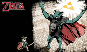 The Legend of Zelda by matthewethan