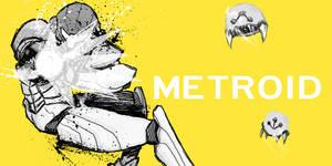 Metroid by matthewethan