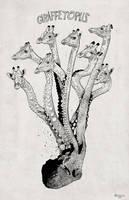 Giraffetopus by matthewethan