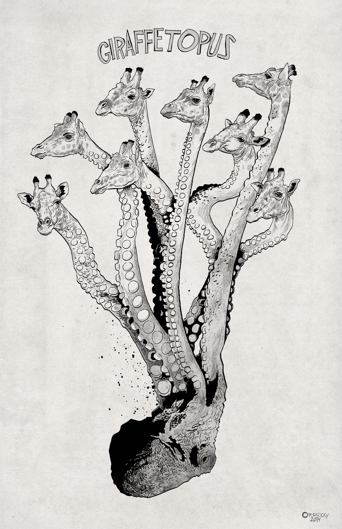 Giraffetopus