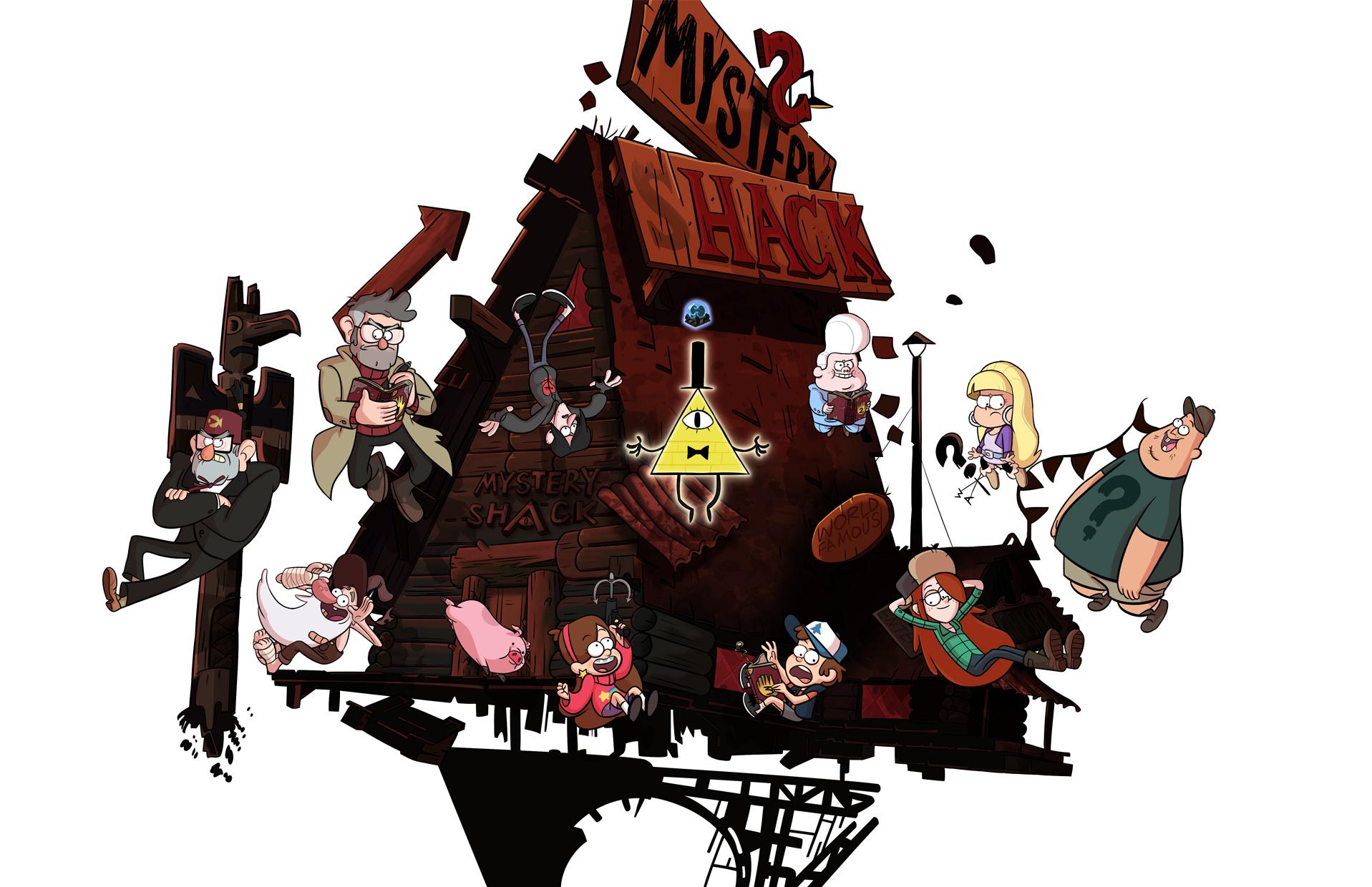 Gravity Falls Original by matthewethan