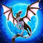 Dragon Fernzana by DragonPinkiePie