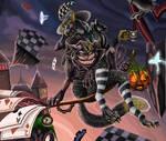 (Com) Witch of wonderland by DragonPinkiePie