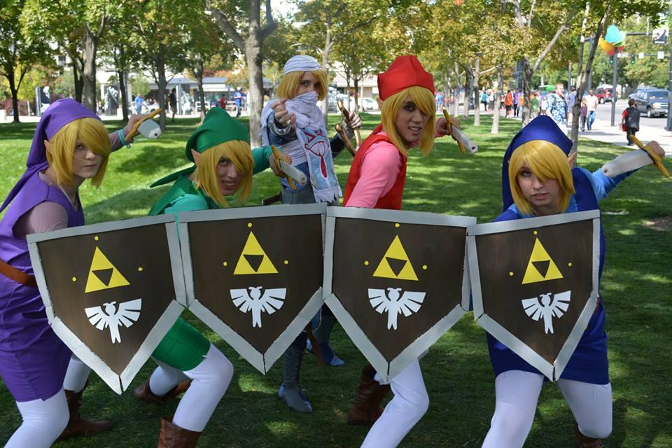 This! Is! Spart- I mean, Zelda!! by Tegan-Sebastian