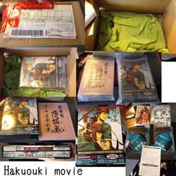 Hakuouki: Kyoto Ranbu Limited edition Unpacking