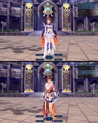Aura Kingdom Characters