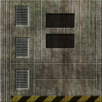 Cement Wall 1 Remake by Hoover1979