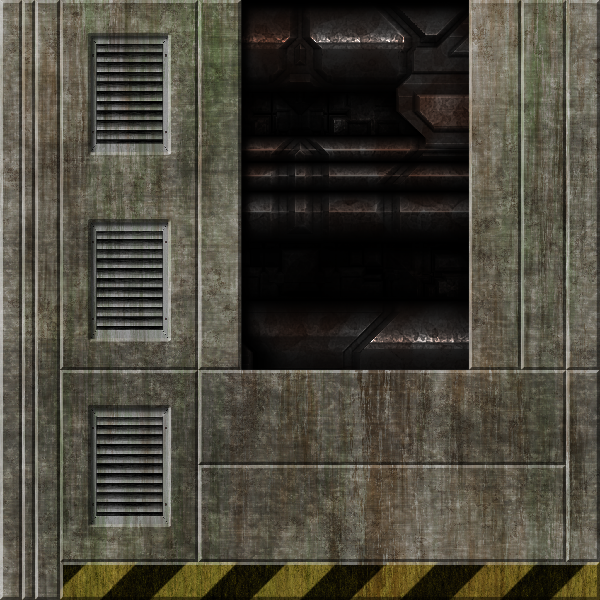 Cement Wall 2 Remake by Hoover1979