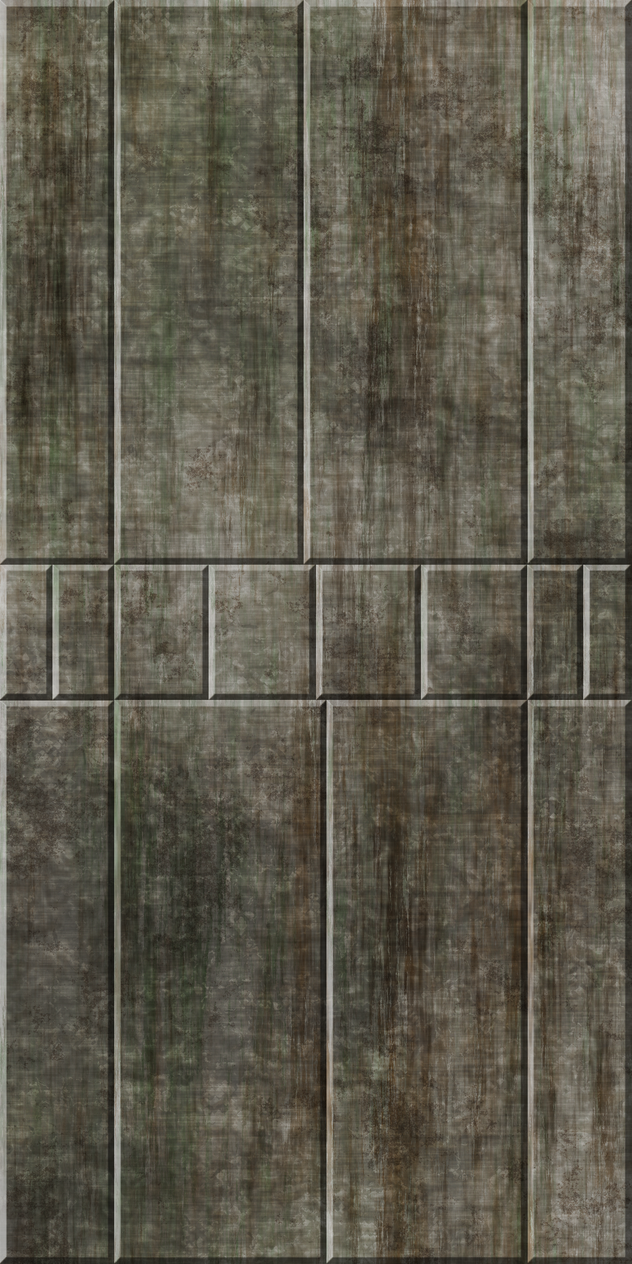 Cement Wall 7 Remake by Hoover1979