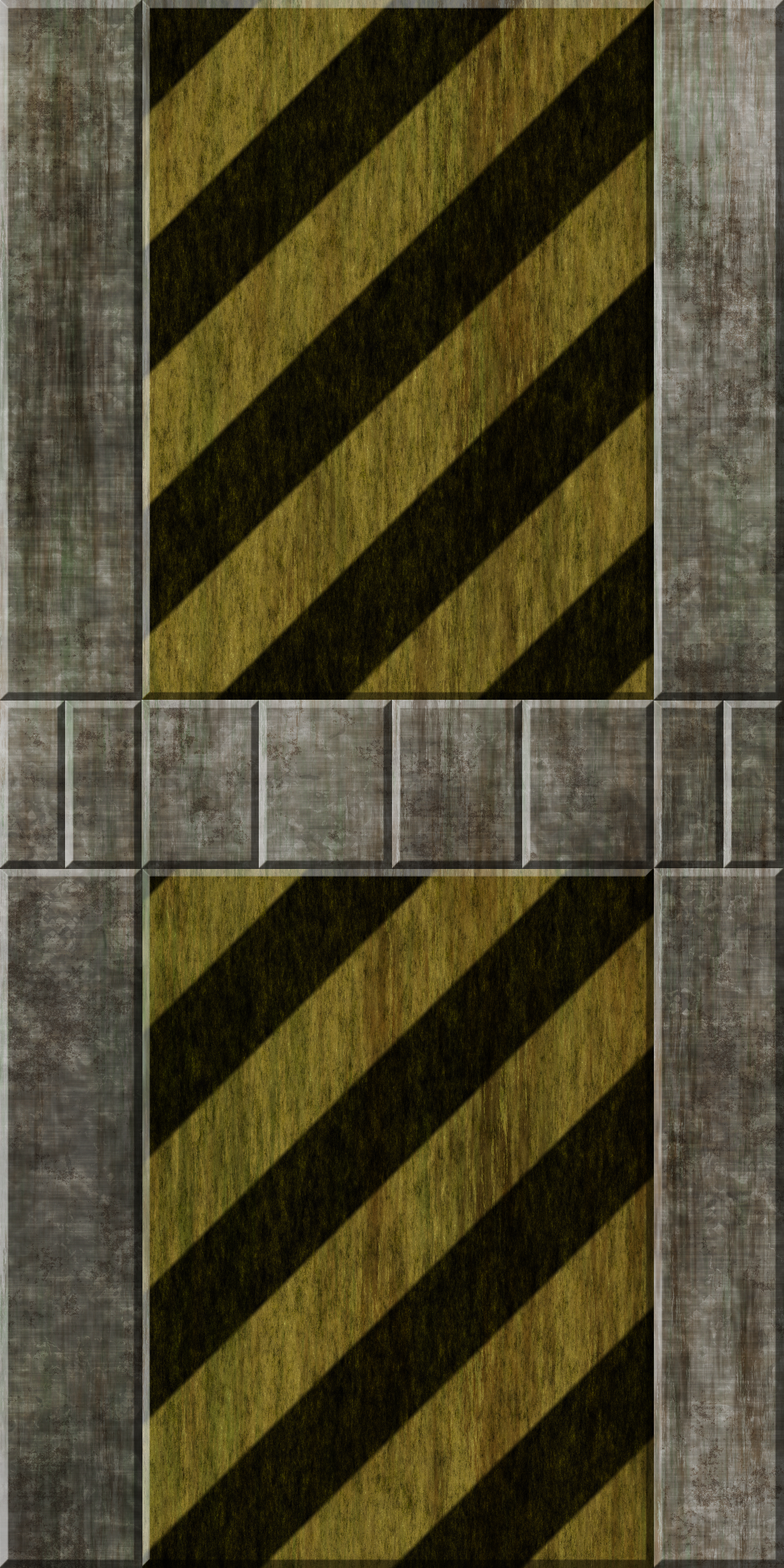 Cement Wall 8 Remake by Hoover1979