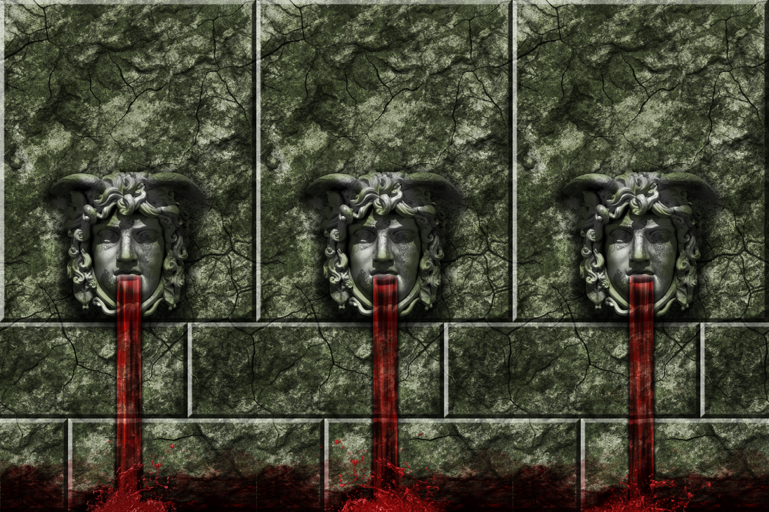 Blood fountain remake by Hoover1979