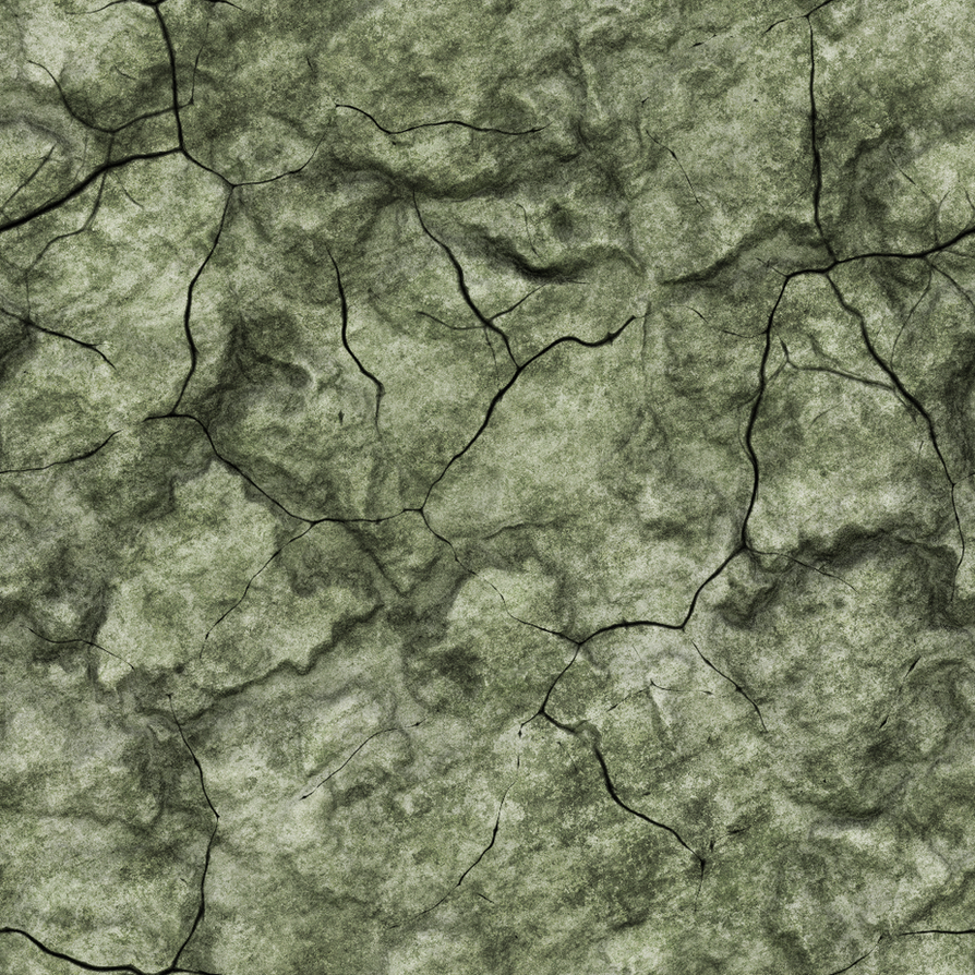 Green Stone Floor 01 by Hoover1979