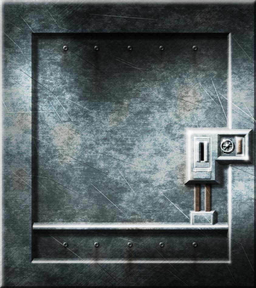 Post-Process 02 on Metal Door by Hoover1979