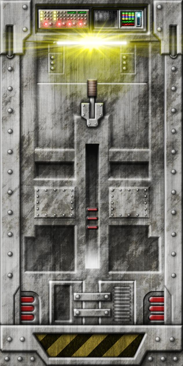 Space Door 02 by Hoover1979