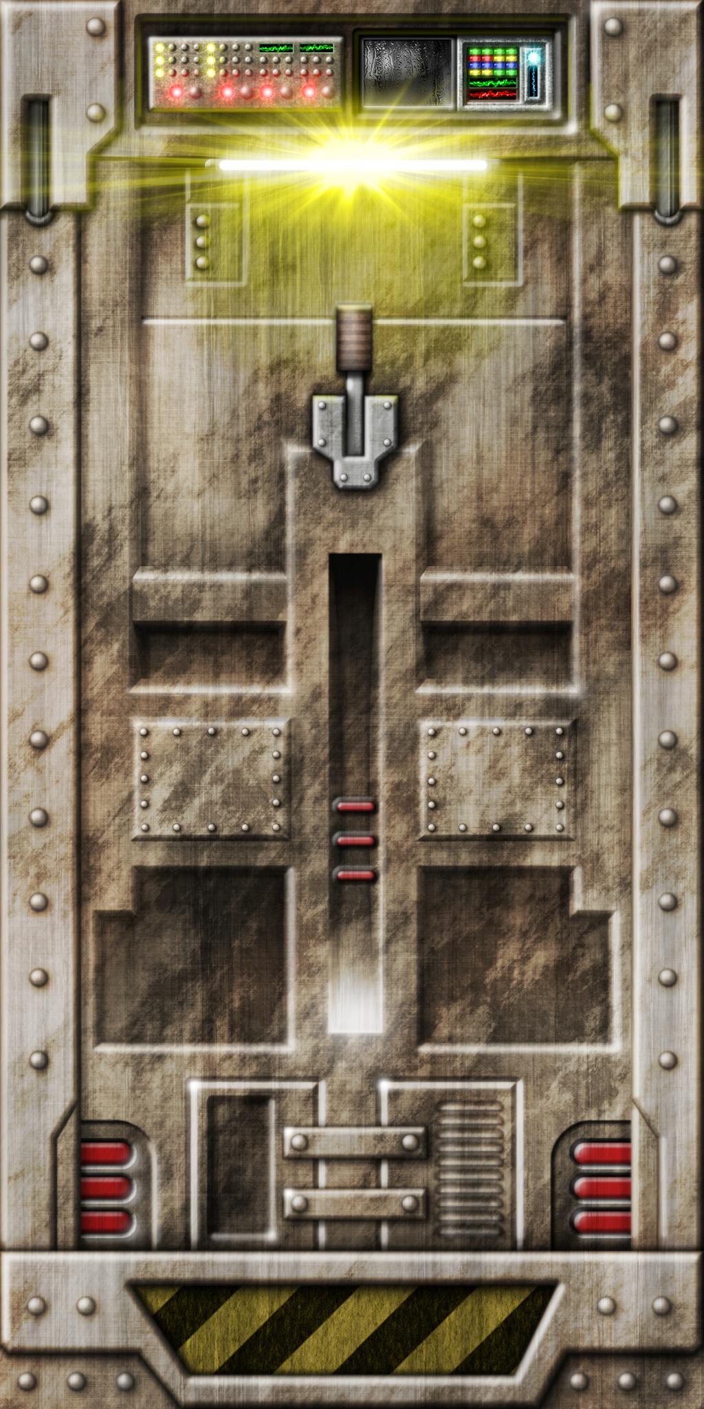 Space Door 01 by Hoover1979