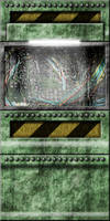 Green TechWall 01 (Remake)