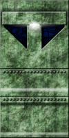 Green TechWall 03 (Remake)