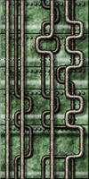 Green TechWall 04 (Remake)