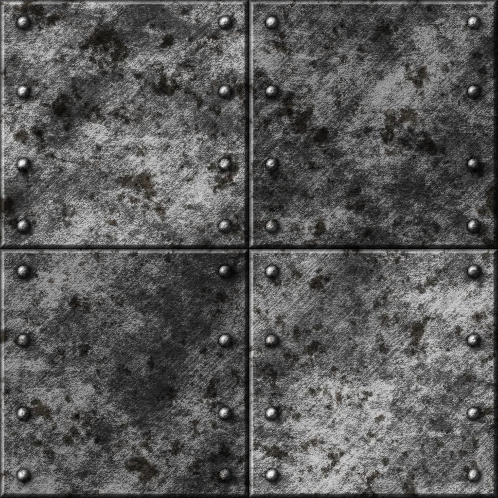 Slimy Grey Metal Floor 01 by Hoover1979