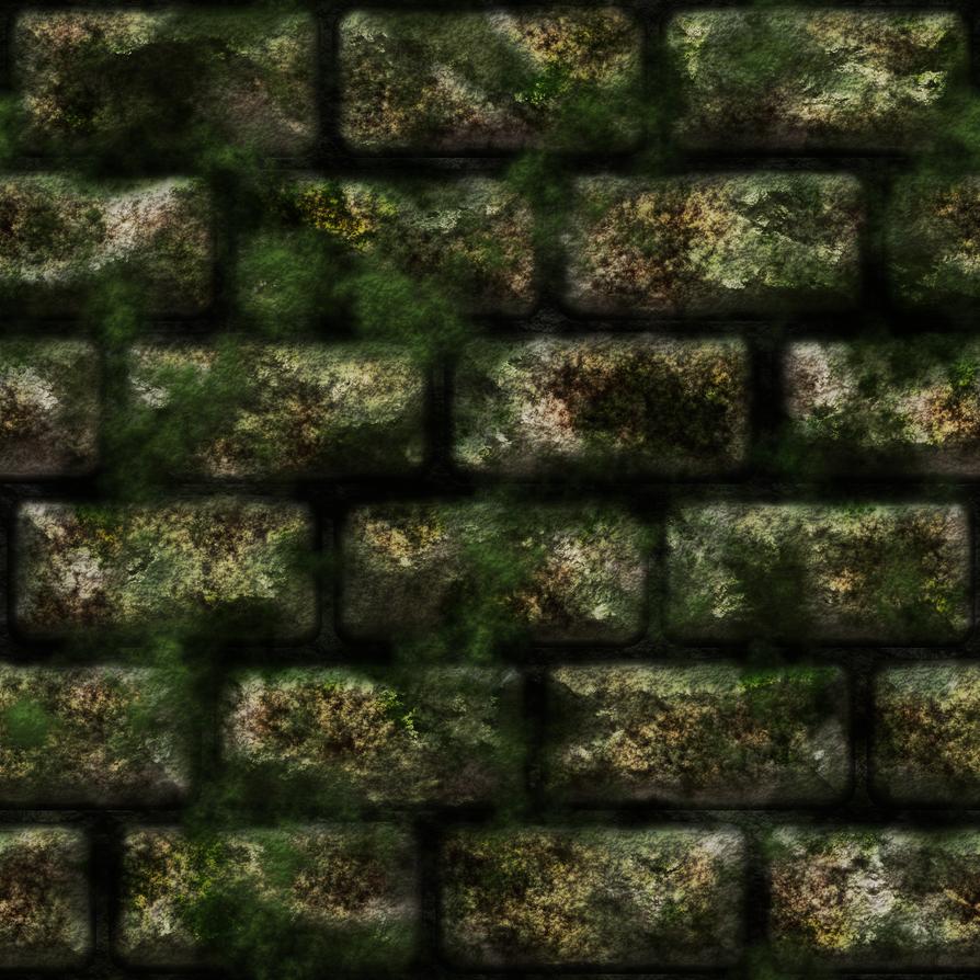 Slimy Brick Floor 01 by Hoover1979