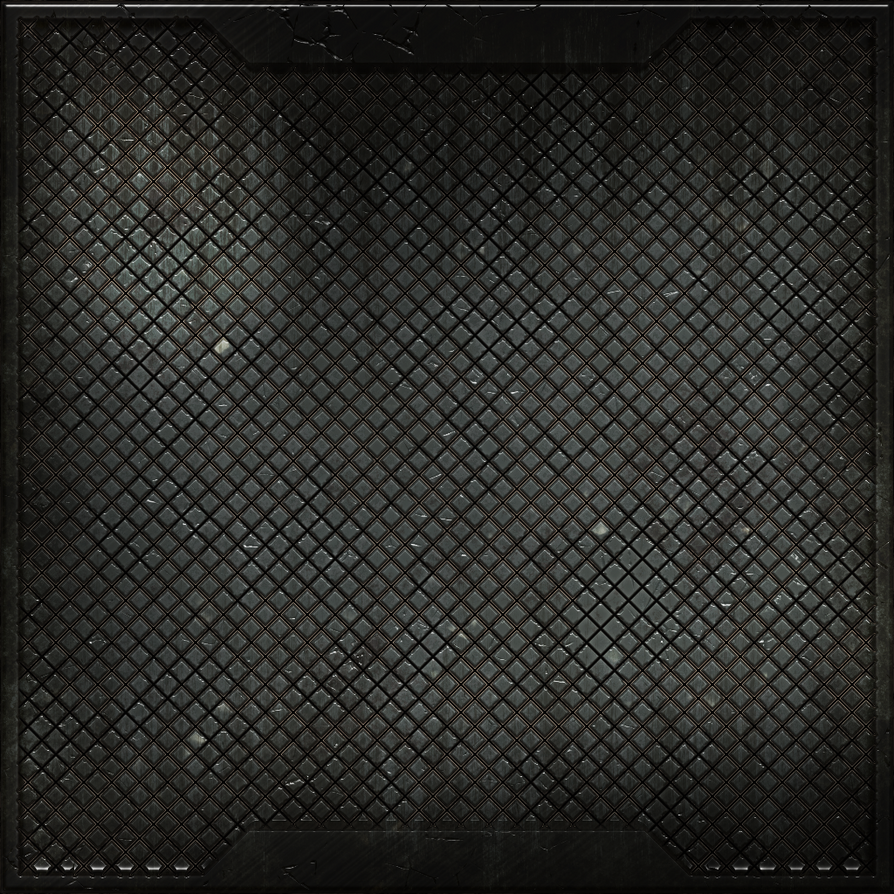 Metal Ceiling Panel 01 by Hoover1979